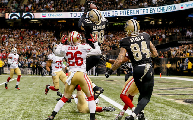 NFL: Jimmy Graham 'should have been flagged' on Hail Mary