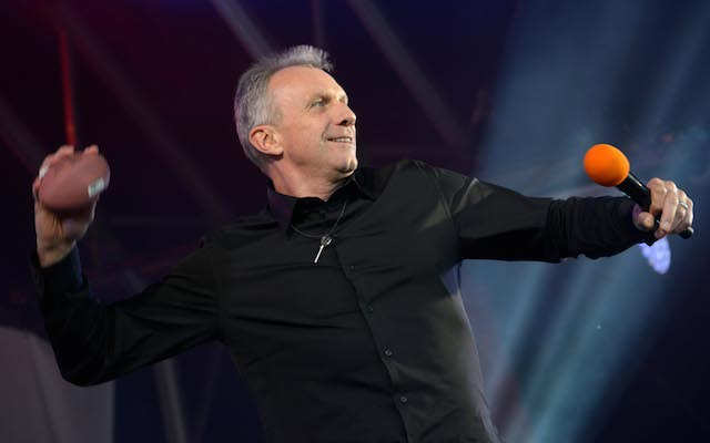 If you left your heart in San Francisco, Joe Montana doesn't want to know. (USATSI)