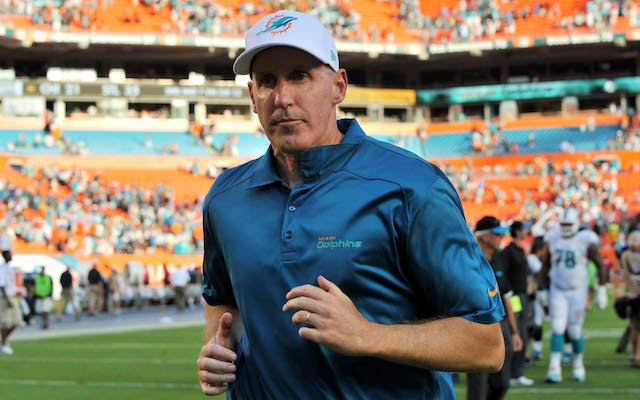 Dolphins coach Joe Philbin wanted to dump Richie Incognito in May 2012. (USATSI)