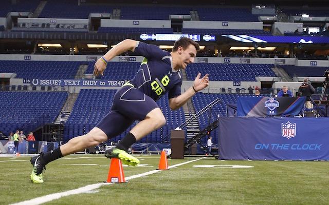 Johnny Manziel is seeking to trademark the phrase 'Johnny Football.' (USATSI)