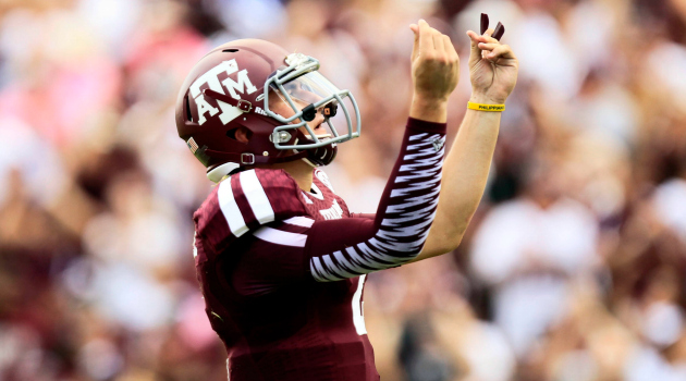 Is Johnny Manziel the savior in Houston?