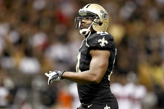 Jonathan Vilma's season is over after just one game. (USATSI)