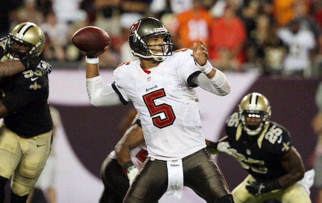 Josh Freeman has reportedly signed a one-year deal with the Vikings. (USATSI)