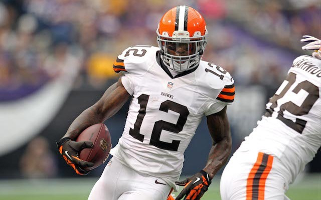 A more lenient marijuana policy wouldn't help Josh Gordon, but it would help players down the road. (USATSI)