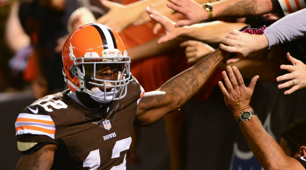 The Browns reportedly have multiple offers for wideout Josh Gordon.