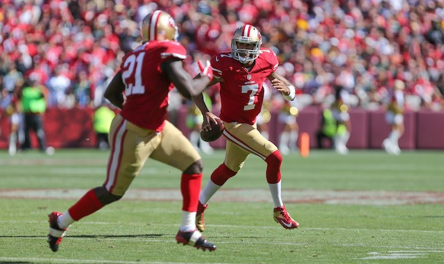 Colin Kaepernick was reportedly almost traded to Philadelphia in April 2012. (USATSI)