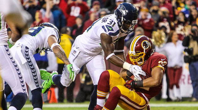 Kam Chancellor's getting a new four-year extension from the Seahawks on Monday. (USATSI)
