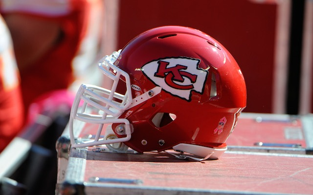 The Chiefs had a minor issue on the way to their hotel on Wednesday. (USATSI)