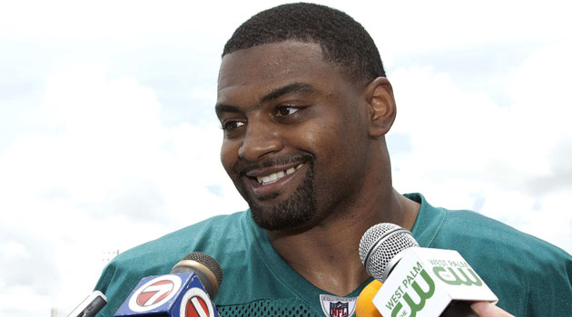 Dansby Dolphins Dansby Expects Dolphins '
