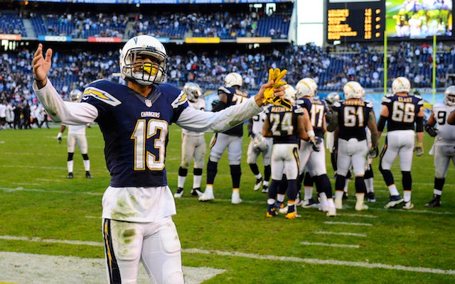 Keenan Allen's rookie season almost ended before it started. (USATSI)