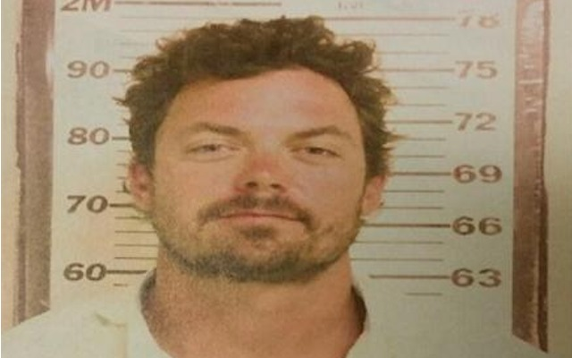Kevin Kolb's mug shot. (Willacy County Sheriff via ValleyCentral.com)