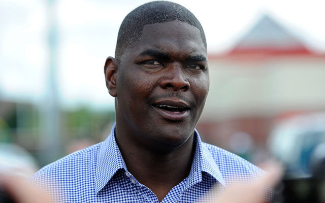 Keyshawn Johnson was reportedly arrested early Monday.