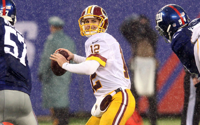 Kirk Cousins would reportedly be open to a trade out of Washington.