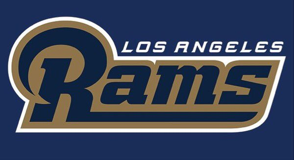 Look Rams Dump St Louis Logo Unveil New One For Los