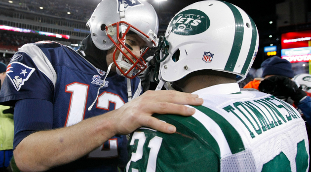 LaDainian Tomlinson says Rex Ryan had an interesting way of pumping up the Jets against the Pats.