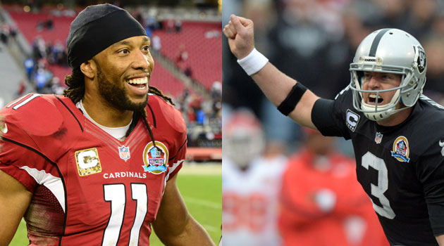 Larry Fitzgerald is reportedly