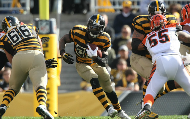 Le'Veon Bell, Steelers vs Bengals