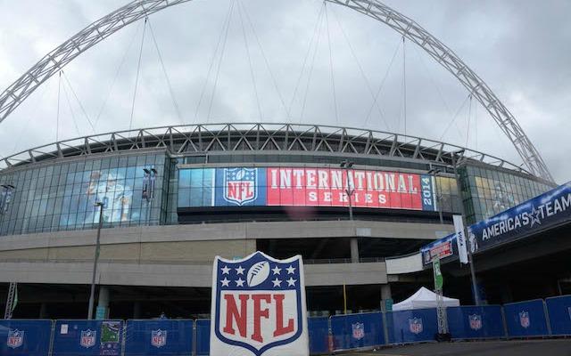 Will London get an NFL team? (USATSI)