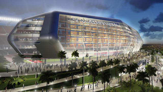 Chargers, Raiders propose joint $1.7 billion stadium near LA