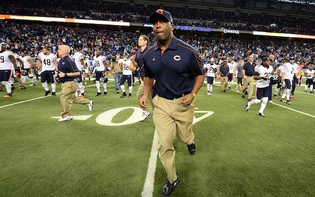 Lovie Smith is a top minority coaching candidate, according to a new NFL panel. (USATSI)