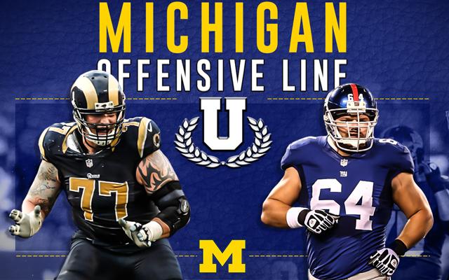 Michigan deserves its new Offensive Line U moniker. (CBS Sports)