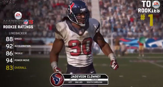 Madden 15 Top Rookie Ratings Madden_15_NFL_EA_Sports_Ratings_Jadeveon_Clowney