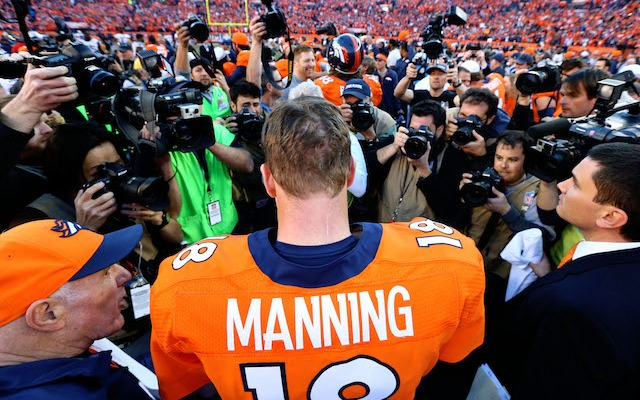 Did Ryan Leaf sabotage the Colts into drafting Peyton Manning? (USATSI)