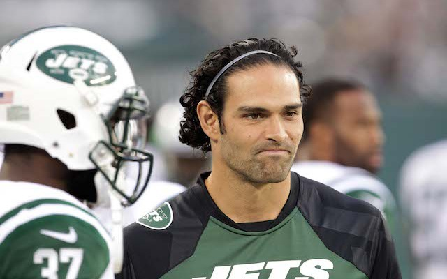 Mark Sanchez might be wearing green again next season. (USATSI)