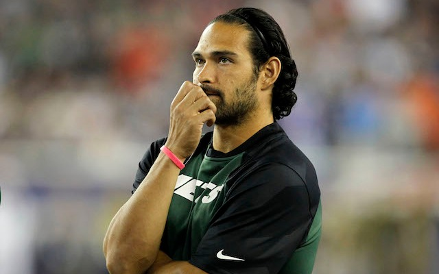 After five seasons, Mark Sanchez is out in New York. (USATSI)