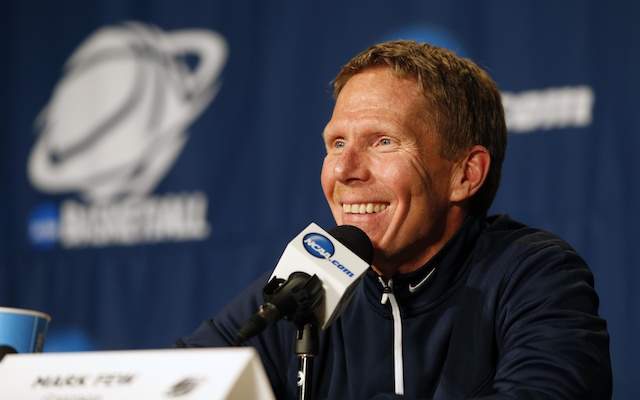 Mark Few's had plenty of reasons to smile recently. (USATSI)