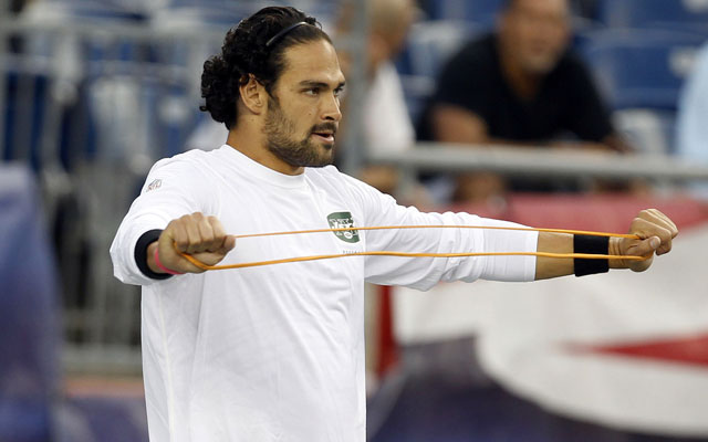Mark Sanchez says he's in the 'prime' of his career.