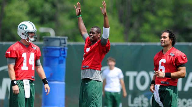 Mark Sanchez will start over Geno Smith in the Jets first preseason game.