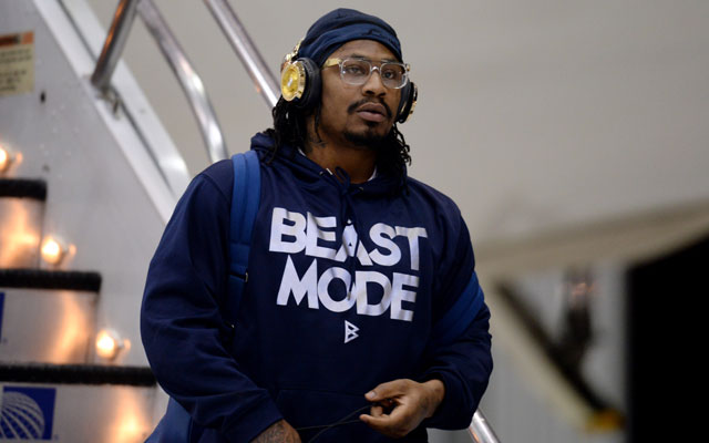 Marshawn Lynch might no show Media Day on Tuesday.