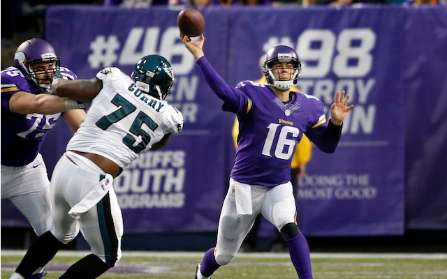 Matt Cassel will be the Vikings starting quarterback for the rest of the season. (USATSI)