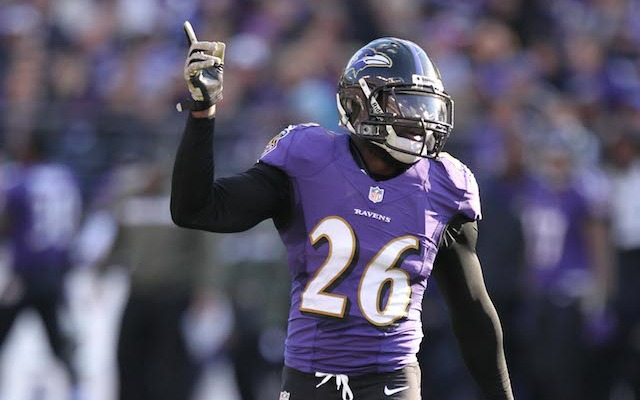 Ravens rookie Matt Elam thinks Calvin Johnson is old. (USATSI)