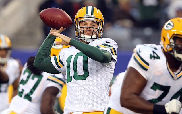 Matt Flynn will be making only the fourth start of his career on Thursday. (USATSI)