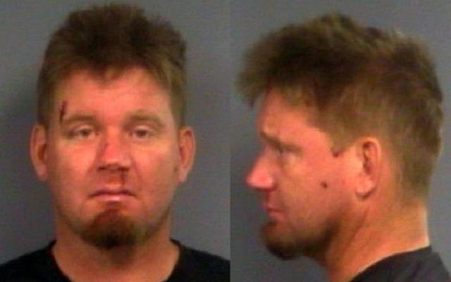 Matt Russells Mug S Taken After His July 2013 Arrest Summit County Sheriffs