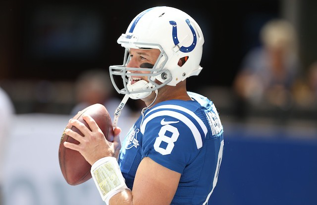 Matt Hasselbeck will call it a career after the 2014 season. (USATSI)