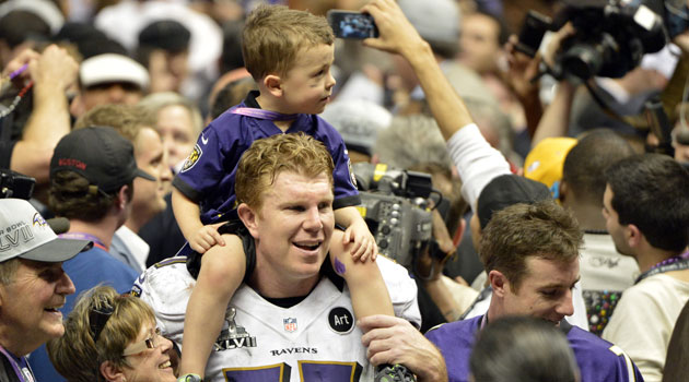 Matt Birk decided not to attend the Ravens White House trip because of his political beliefs. (USATSI)