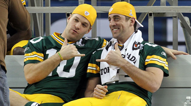 Impervious Matt Ridicule To Aaron Is Flynn com Rodgers' Cbssports -