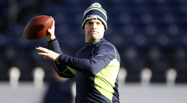 Matt Flynn will get another chance to start in Oakland. (USATSI)