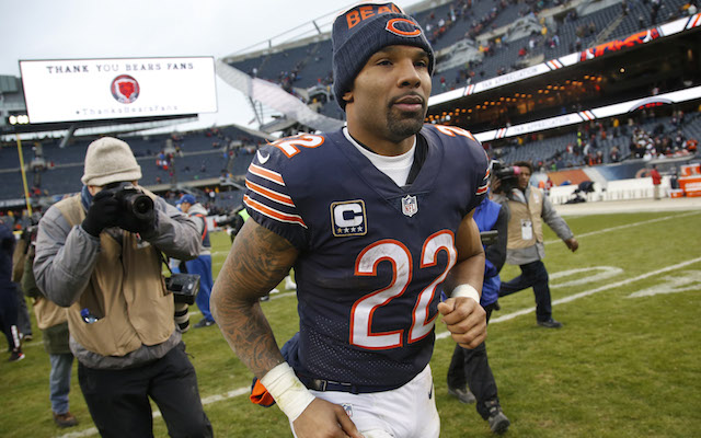 Matt Forte might be headed for a division rival. (USATSI)