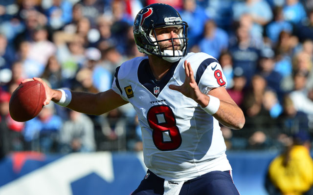 Matt Schaub's reportedly been traded to the Raiders.