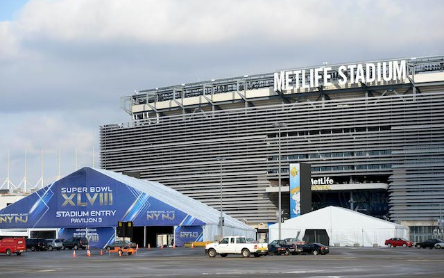For under $1,500, you can get into MetLife Stadium on Sunday. (USATSI)
