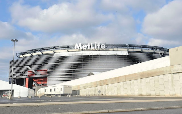 Several hotels near MetLife Stadium were sent envelopes with a suspicious white powder on Friday. (USATSI)