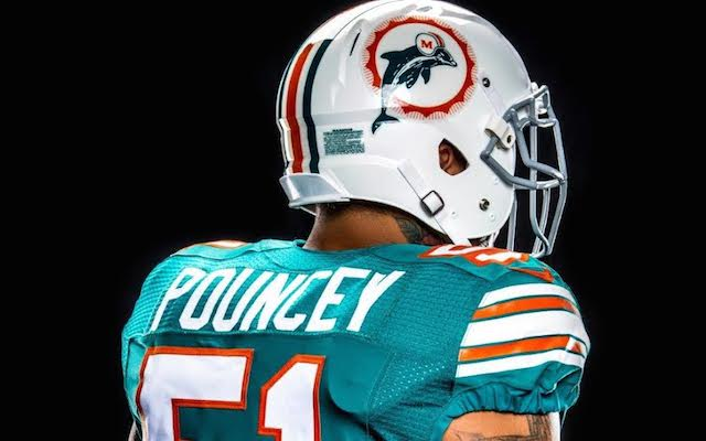 463fd75135b LOOK: Dolphins reveal awesome new throwback uniforms - CBSSports.com