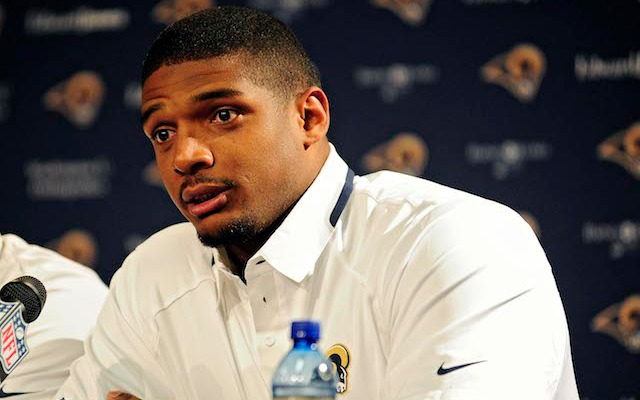 Will Michael Sam's documentary be a distraction in St. Louis? (USATSI)