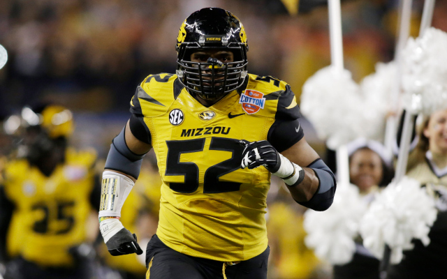 Michael Sam will become the first openly-gay player in the NFL.