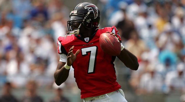 Report: Falcons get $3M in cap space from NFL for Michael Vick ...