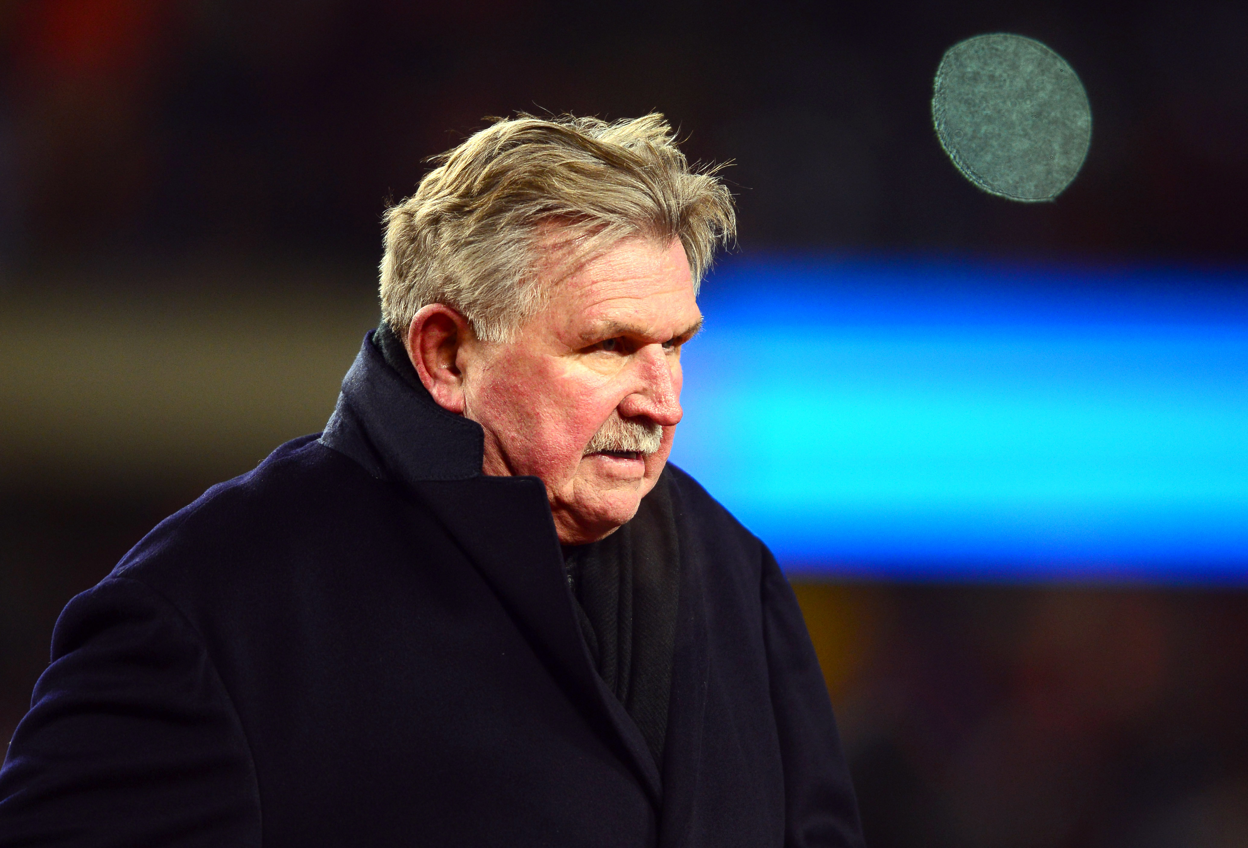 Mike Ditka isn't sure what his former players are trying to accomplish with their lawsuit against the NFL. (USATSI)